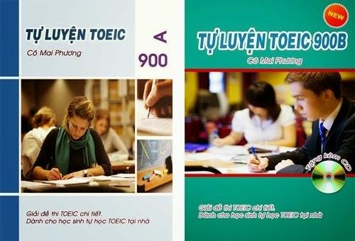 Tự luyện Toeic 900 A và B