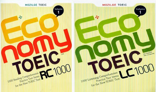 Economy TOEIC 1000