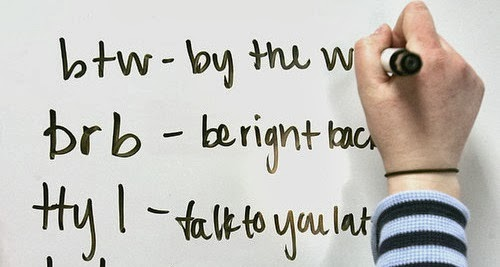 Những từ viết tắt hay gặp trong tiếng Anh, từ viết tắt thông dụng, học tiếng Anh như thế nào, cách học tiếng anh hiệu quả