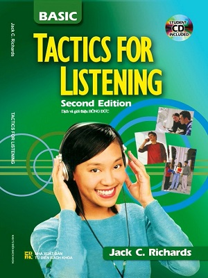 Basic Tactics For Listening