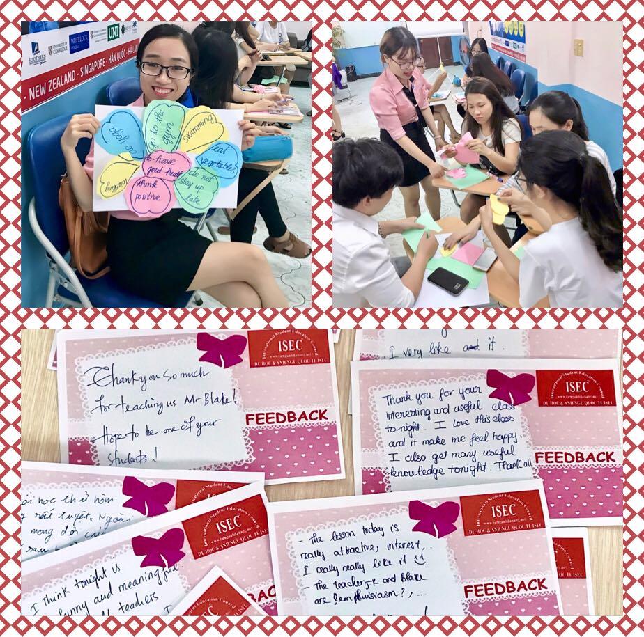 Tiếng Anh giao tiếp cho người đi làm tại Đà Nẵng